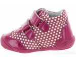 Baby deer pink shoes for girls