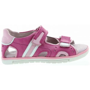 Pink sporty sandals for kids for Summer