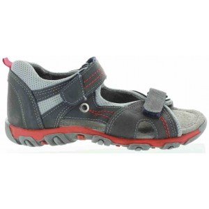 Closed back sandals for boys for pronating ankles