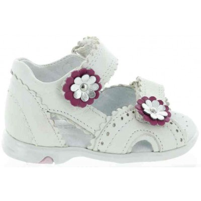 Child sandals for new walker wide