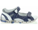 Flat footed boys sandals