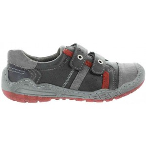 Orthopedic walking shoes for a boy with good arch