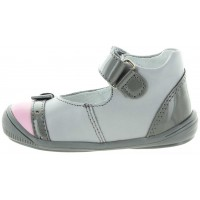 Konia Gray - Special Shoes for Toddler Girl with High Arches