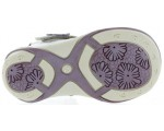 Wide fat instep girls walkers with arch