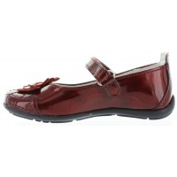 Nela Burgundy - Red Patent Leather Shoes