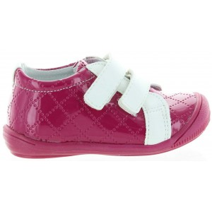 Child ankle high sneakers