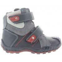 Brosio Charcoal - Overpronation Boots for Kids