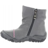 Chmura Gray - Winter Snow Boots Kids that are Waterproof