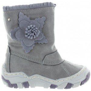 Snow boots for posture for kids