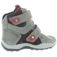 Brosio Black - Baby Feet Turned Outward Correction Shoes