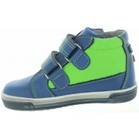 Rumor Blue - Orthopedia Boots for Kids with High Arches