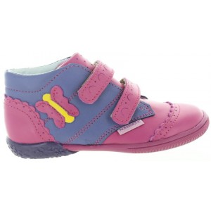 Supination leather boots for kids