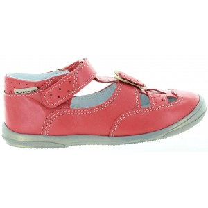 High top leather shoes for girls corrective