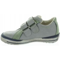 Bluton Gray - Toe Shoes for Kids