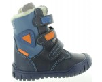 Snow boots to correct pronation knee height