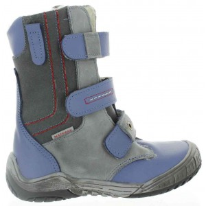 Tall leather best snow boots for kids
