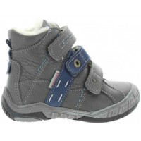 Hamas Gray - Boots for Toddlers with Thick Wide Feet
