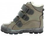 Walking boots with arches for a child that are orthopedic