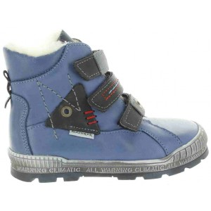 Light weight warm snow boots for boys