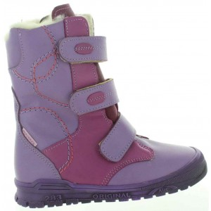 Boots for children foot shape