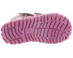 Shoes for kids with anatomic soft soles