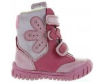 Orthopedic baby snow boots for wide feet
