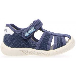 Canvas shoes for kids fisherman style