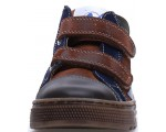Quality ankle high top boots for a boy