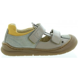 Leather Sandal for Child with soft soles