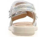 Leather sandals for girls European made