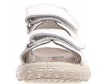 Ankle support orthopedic sandals for boys with closed toe