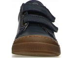 Leather shoes for boys with flat feet