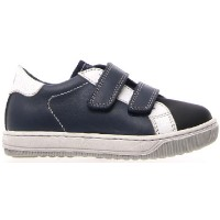 Runi Navy - Right Ankle Turn Correction Sneakers