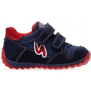 Orthopedic shoes for toddler made with natuiral leather