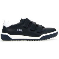 Sandor Dark Navy - Arch Support Shoes for Kids from Europe