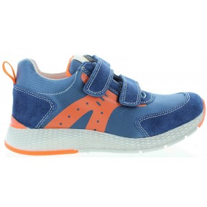 Sneakers with ankle support orthopedic for toddler