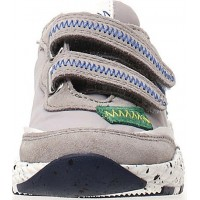 Romp Gray - Extra Wide Boys Sneakers with Support
