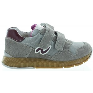 Walking leather sneakers for boys pronation preventive