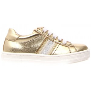 Gold shoes for kids that are special