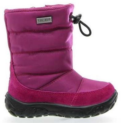 Snow boots quality for a toddler in Canada
