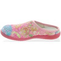 Jordania Pink - Slip On Clogs for Girls
