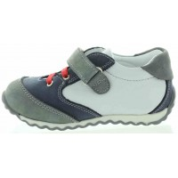 Rumcajs Navy - Special Shoes for Flat Feet
