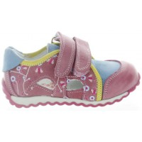 Prutta Pink - Extra Wide Sneakers for Toddlers