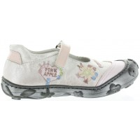 Ambrozja Pink - Italian Pink Toddlers Shoes with Arch Support