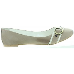 Buckle decorative shoes from Europe