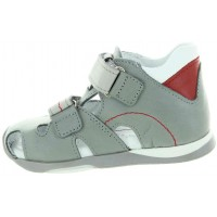 Halibut Gray - Sandals with Ankle Support