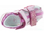 Kids closed style sandals for proper foot support