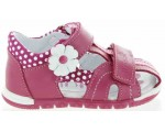 High instep pink shoes for toddler