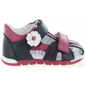 Walking high top sandals for baby