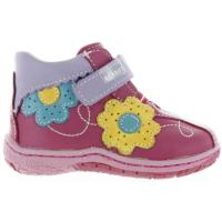 April Fuchsia - Arch Support Boots for Toddlers